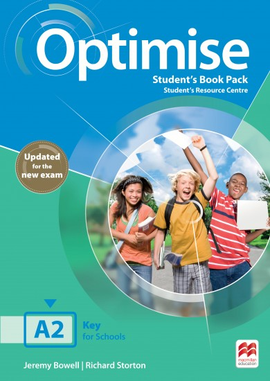 Optimise A2 Updated Student´s Book Pack