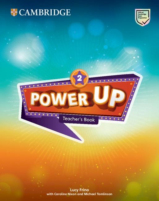 Power Up 2 Teacher´s Book : 9781108414609