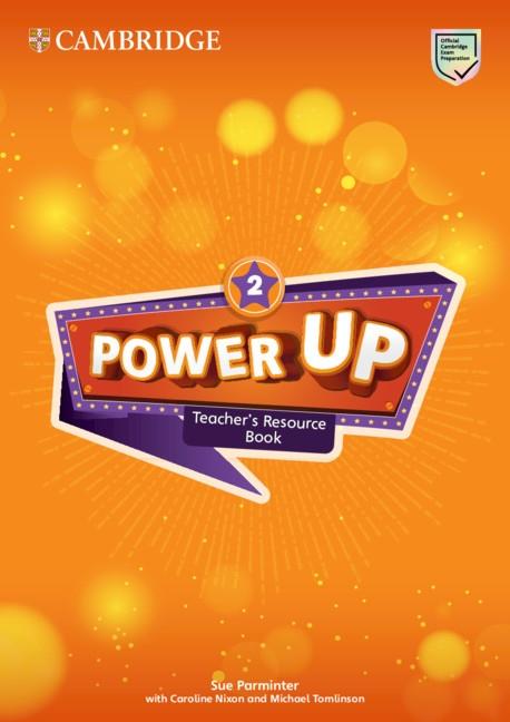 Power Up 2 Teacher´s Resource Book with Online Audio