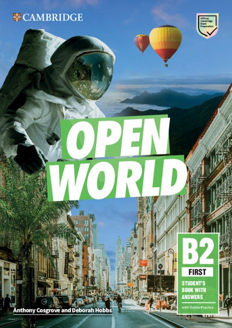 Open World First Student´s Book with Answers with Online Practice