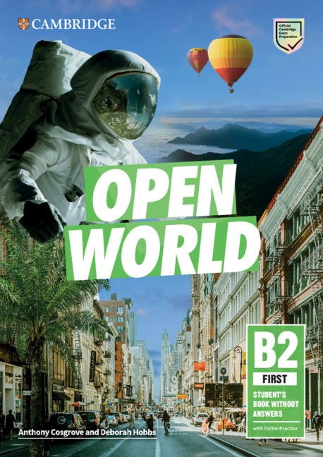 Open World First Student´s Book without Answers with Online Practice