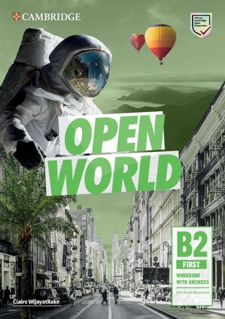 Open World First Workbook with Answers with Audio Download