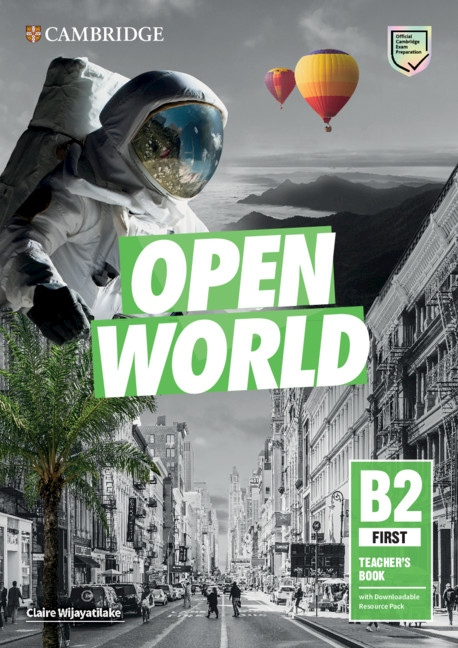 Open World First Teacher´s Book with Downloadable Resource Pack