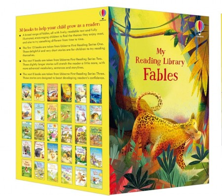 My Fables Reading Library : 9781474974370
