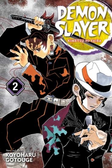 Demon Slayer: Kimetsu no Yaiba, Vol. 2 : 9781974700530