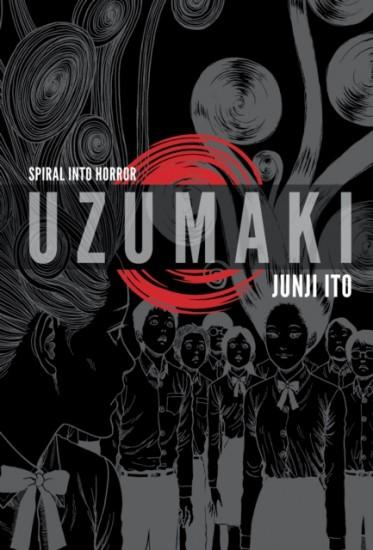 Uzumaki (3-in-1, Deluxe Edition) : 9781421561325