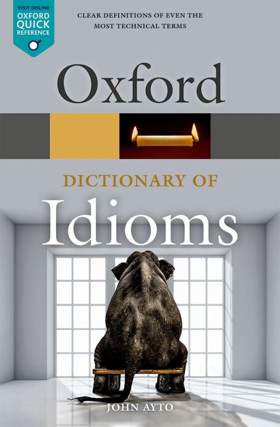 Oxford Dictionary of Idioms : 9780198845621