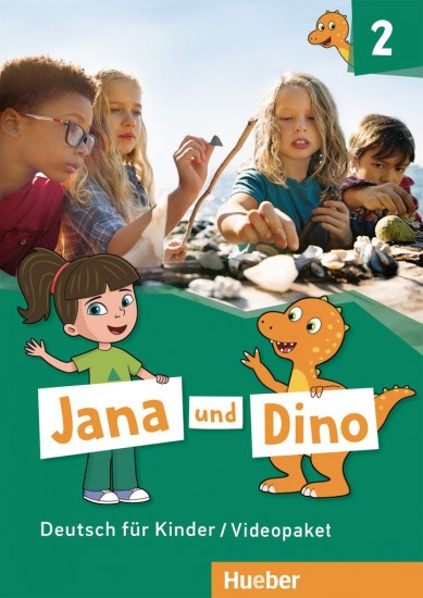 Jana und Dino 2 Digitales Videopaket : 9783192610615