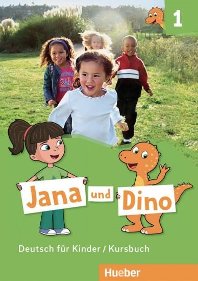 Jana und Dino 1 Interaktives Kursbuch : 9783191510619