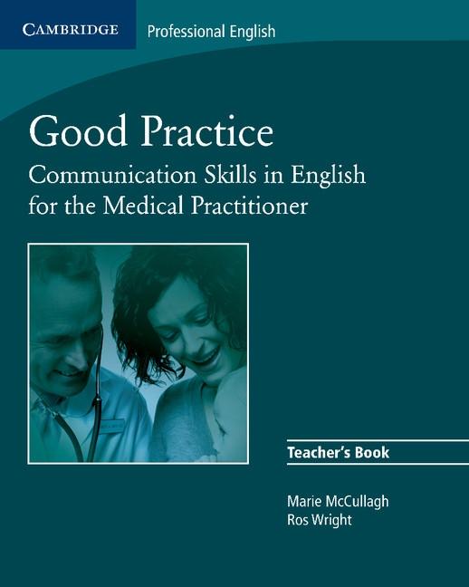Good Practice Teacher´s Book