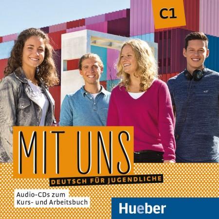Mit uns C1 Audio CD (3x) : 9783196210606
