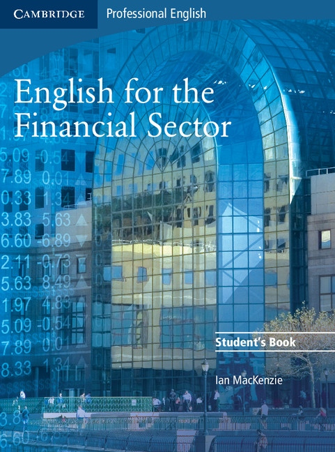 English for the Financial Sector Student´s Book