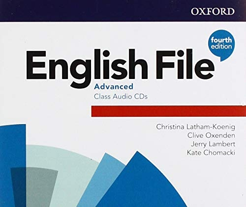 English File Fourth Edition Advanced Class Audio CDs /3/