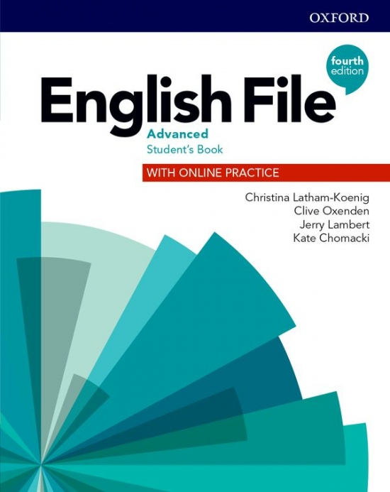 English File Fourth Edition Advanced Student´s Book with Student Resource Centre Pack