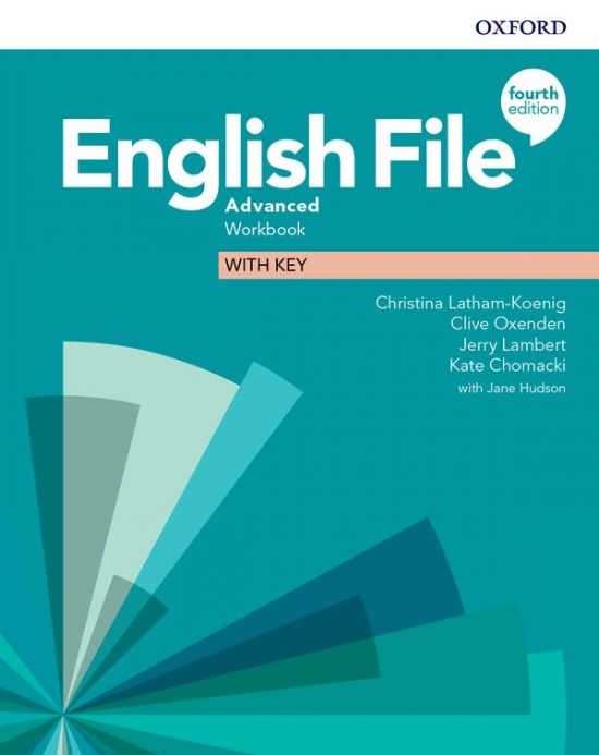 English File Fourth Edition Advanced Workbook with Answer Key
