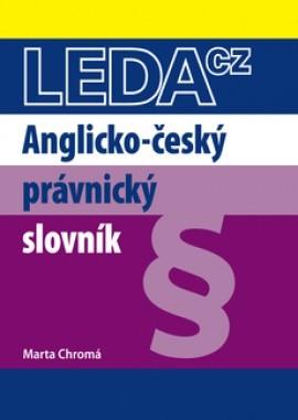 Anglicko-český právnický slovník : 9788073352486