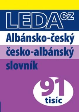Albánsko-český a česko-albánský slovník : 9788073351106