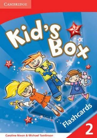 Kid´s Box 2 Flashcards