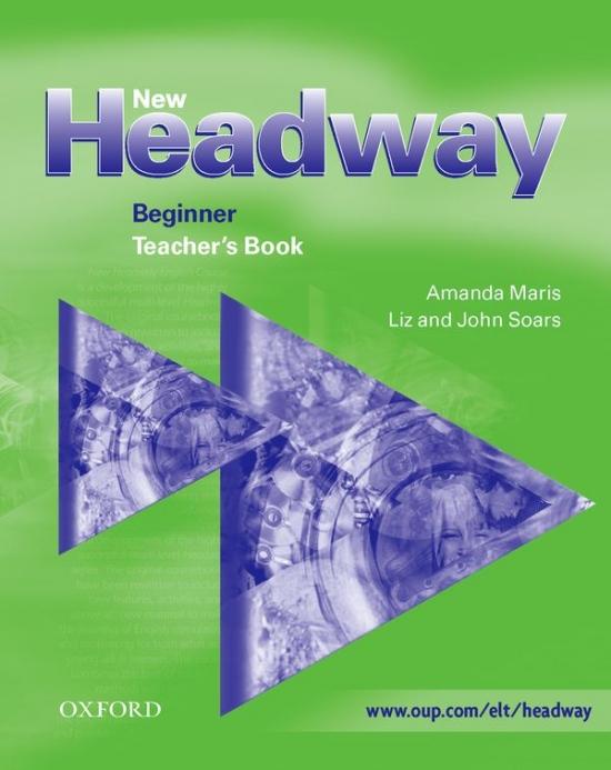 New Headway English Course - Beginner - TEACHER´S BOOK