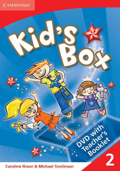 Kid´s Box 2 DVD