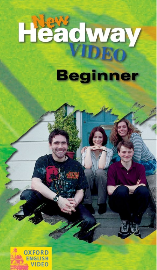 New Headway English Course - Beginner - VIDEO CASSETTE PAL