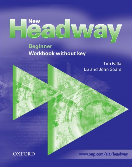 New Headway English Course - Beginner - WORKBOOK WITHOUT KEY