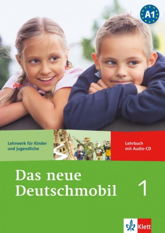 Das neue Deutschmobil 1, Lehrbuch mit Audio-CD