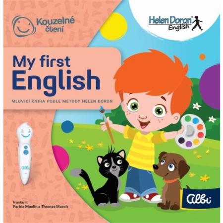 Kouzelné čtení My First English