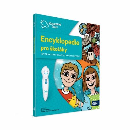 Kouzelné čtení Encyklopedie pro školáky : 9788088317050