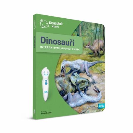 Kouzelné čtení Kniha Dinosauři
