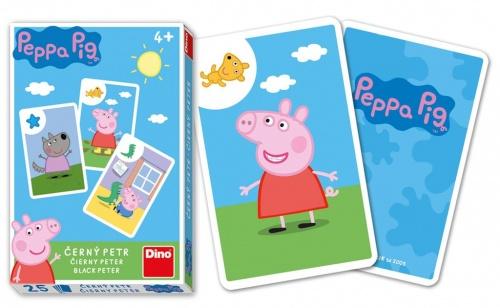 PEPPA PIG Černý Petr : 8590878605992