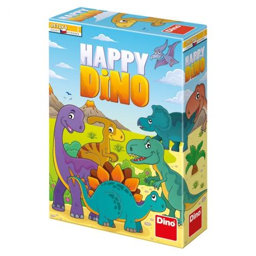 HAPPY DINO Dětská hra