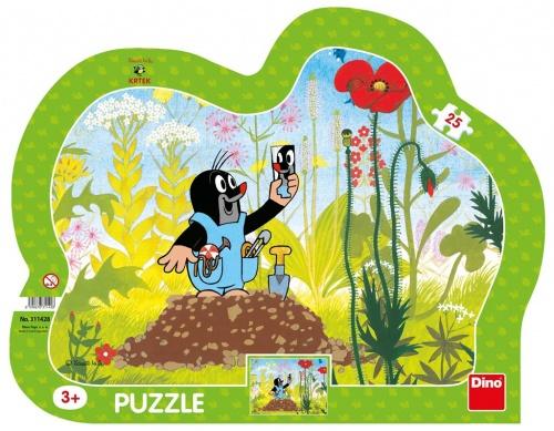 KRTEK A KALHOTKY 25 kontura Puzzle : 8590878311428