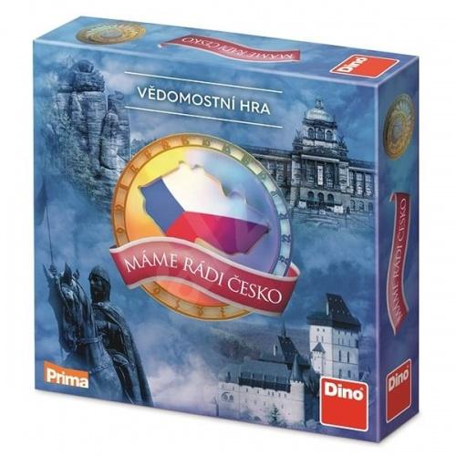 Máme rádi Česko Rodinná hra : 8590878631632