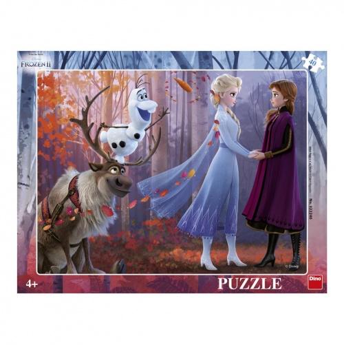 FROZEN II 40 deskové Puzzle