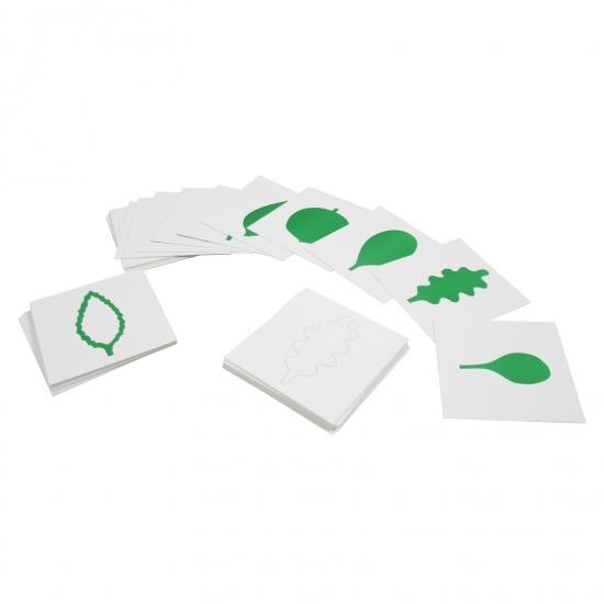 Karty - tvary listů : 8596027000380