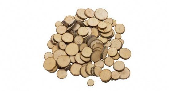 Dřevěná kolečka ke zdobení : 4013594341011