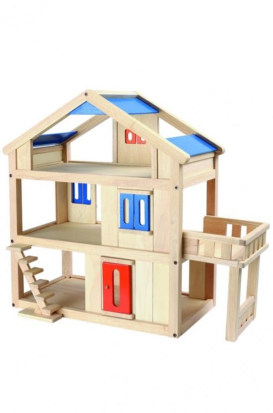 Terasový dům pro panenky : 8854740071507
