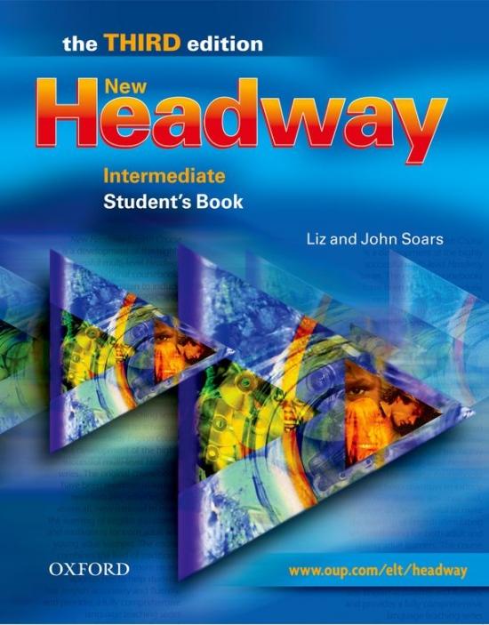 New Headway Intermediate Third Edition (new ed.) Student´s Book ( International English Edition)