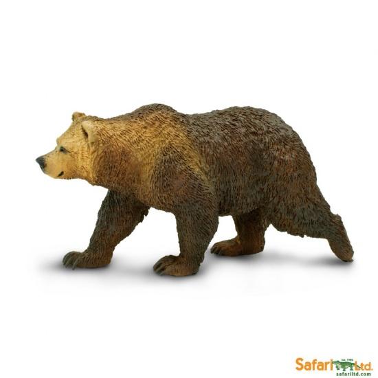 Medvěd Grizzly : 095866181307