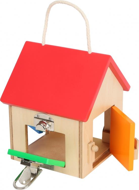 Dům se zámky - zmenšená verze : 4020972120908