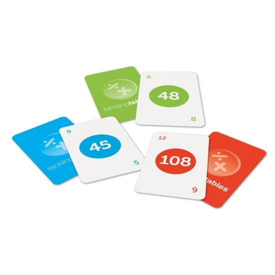 Kartičky násobení s řešením : 5055506408008
