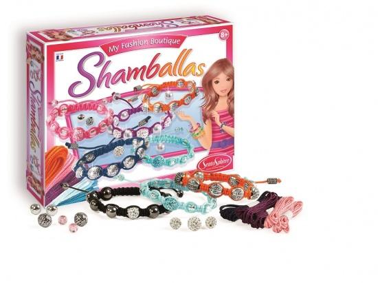 Vyrob si Shamballa náramky : 3373910008471