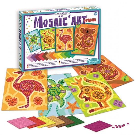 Sada pro mozaikování - Domorodé umění : 3373910009546
