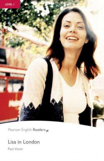 Pearson English Readers 1 Lisa in London