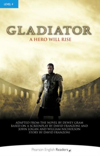 Pearson English Readers 4 Gladiator