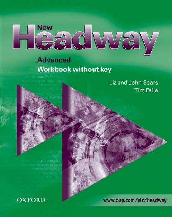 New Headway Advanced WORKBOOK WITHOUT KEY : 9780194386876