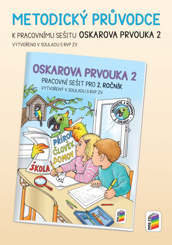 Oskarova prvouka 2 - metodický průvodce 2A-95 : 2A-95