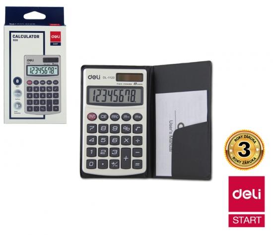 Kalkulačka DELI E1120