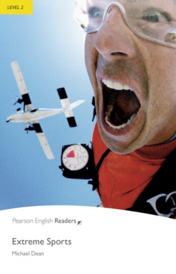Pearson English Readers 2 Extreme Sports Book + MP3 Audio CD